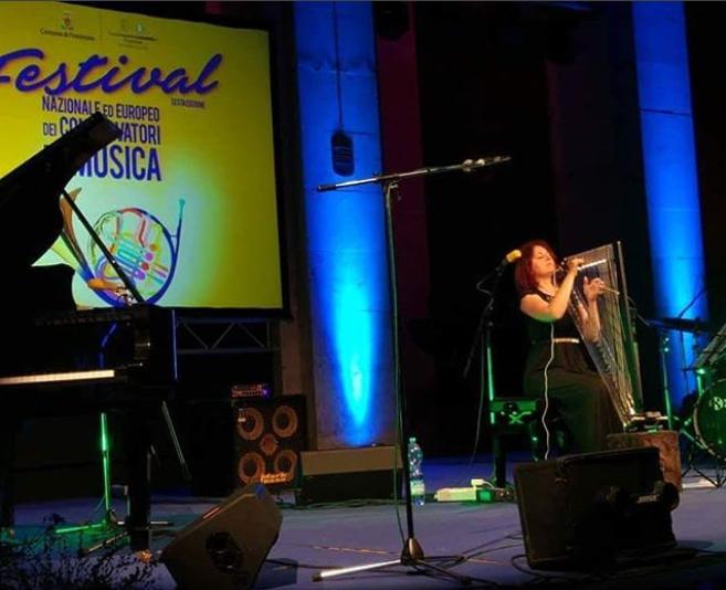 Festival Nazionale dei Conservatori di Musica JazzHarpitude Live